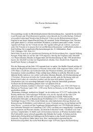 Die Wurster Kirchenordnung
