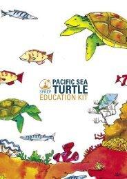 SPREP: Pacific Sea Turtle Education Kit