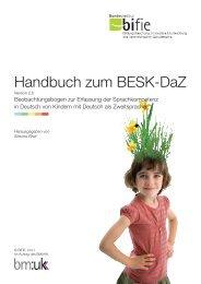 Handbuch zum BESK-DaZ Version 2.0 ... - sprich-mit-mir.at