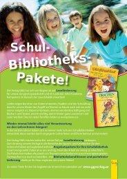 Schul-Bibliotheks-Pakete - sprich-mit-mir.at