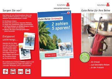 Gute Reise - Spring Medical