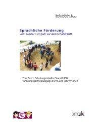 Online-Schulung für PädagogInnen - sprich-mit-mir.at