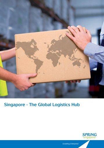 Industry Brochures - Logistics - SPRING