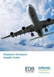 Singapore Aerospace Supplier Guide - Spring