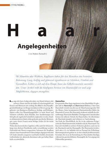 PTA-Magazin - Springer GuP