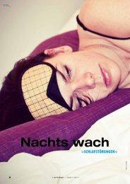 Schlafstörungen: Nachts wach - Springer GuP