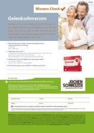Gelenkschmerzen - Springer GuP