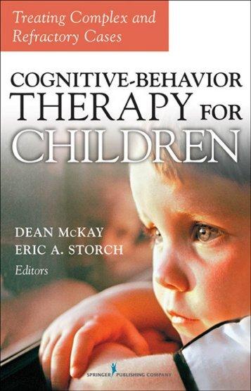 Cognitive-Behavior - Springer Publishing