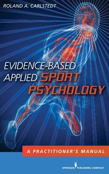 sport psychology - Springer Publishing
