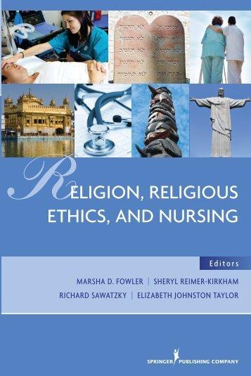 Religion - Springer Publishing