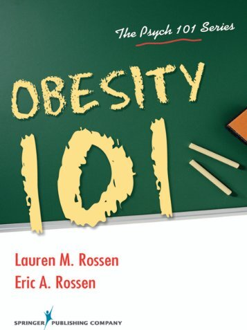 Obesity 101 - Springer Publishing