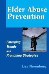 Elder Abuse Prevention - Springer Publishing