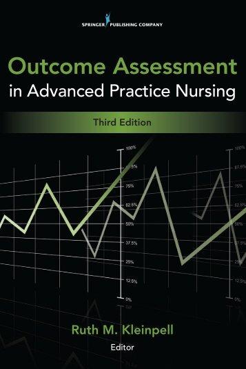 Outcome Assessment - Springer Publishing