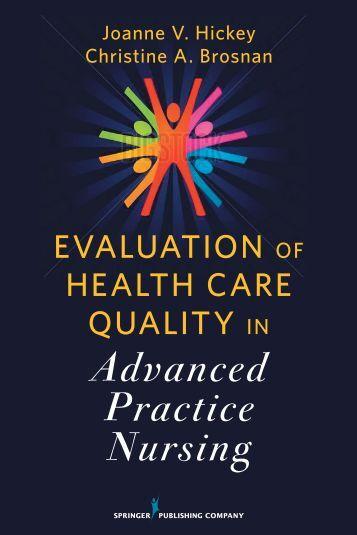 Advanced Practice Nursing - Springer Publishing