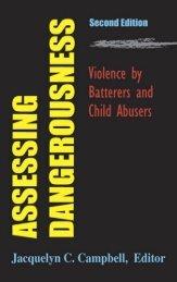 Assessing dangerousness - Springer Publishing