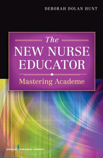 NEW NURSE EDUCATOR - Springer Publishing
