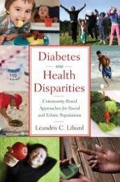 Diabetes and Health Disparities - Springer Publishing