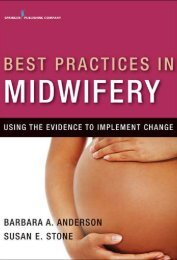 Best Practices in Midwifery - Springer Publishing