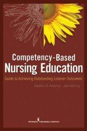 Competency-Based Nursing Education - Springer Publishing