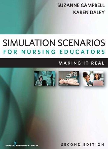 SIMULATION SCENARIOS - Springer Publishing