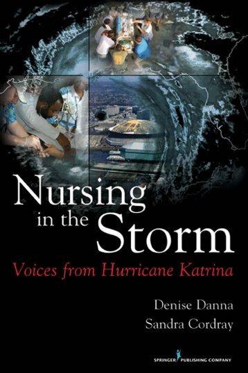 Nursing in the Storm - Springer Publishing