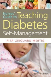 Diabetes - Springer Publishing