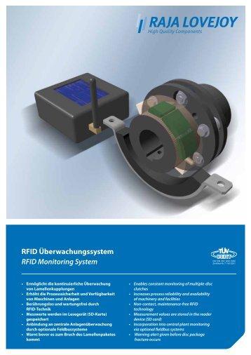 RFID Überwachungssystem RFID Monitoring System