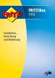 Fritz!box 7312