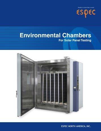 Espec environmental equipment - cdvdpacking