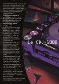 CDJ-1000 DIGITAL DECK - Page 2