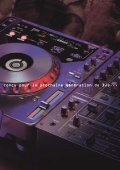 CDJ-1000 DIGITAL DECK - Page 3