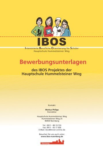 bewerbung ibos _S1 - sprungbrett Bayern