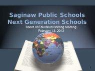 Global Read - Saginaw Public Schools