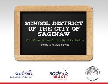 School District of the City of Saginaw - Saginaw Public Schools