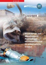 SP10 - 80 Gesamtkatalog - SPT Pumpen