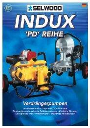 indux pd 50 - SPT Pumpen