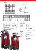 (230 V Wechselstrom) SPX/SPR 370 - 750 - SPT Pumpen - Seite 2