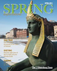 Island Fortress - The St. Petersburg Times