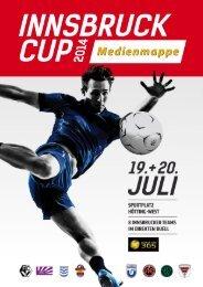 planetwin365 Innsbruck Cup 2014 Medienmappe