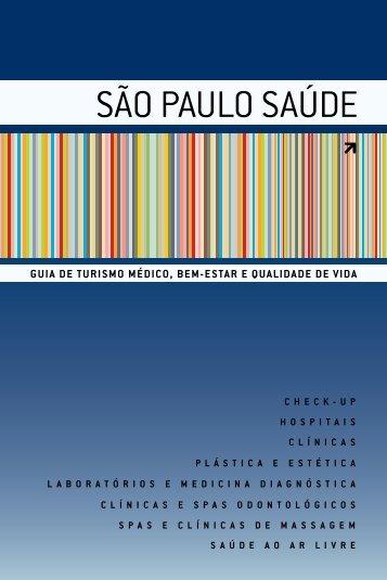 SÃO PAULO SAÚDE - São Paulo Turismo
