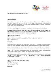Propostas da ADM para AGE de 09-02-12 - São Paulo Turismo