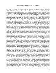 88ª Reunião do COMTUR - São Paulo Turismo
