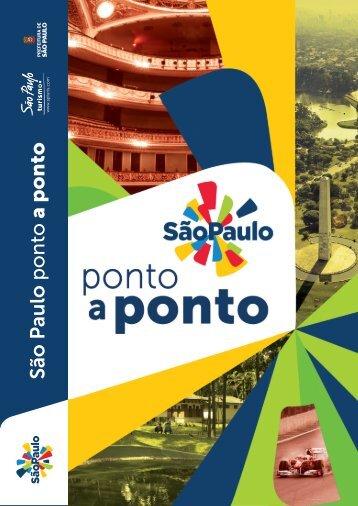 São Paulo ponto a ponto - São Paulo Turismo
