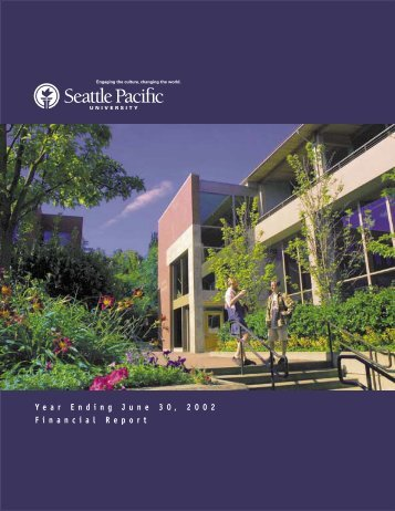June 30, 2002 - Seattle Pacific University