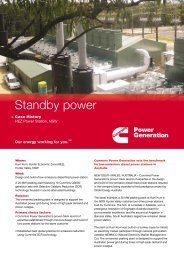 HEZ Power Station, NSW