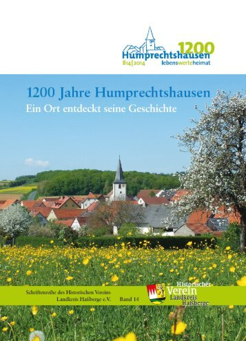 Dorfchronik Humprechtshausen