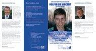 HELFEN SIE VINCENT - Stiftung Aktion Knochenmarkspende Bayern