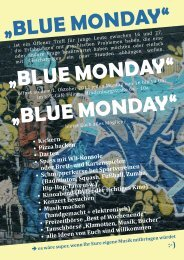 blue monday - SPZ Remscheid