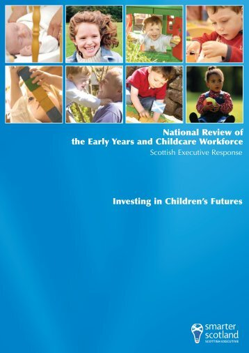 National Review of the Early Years and Childcare Workforce ...