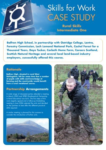 Balfron High School - SQA